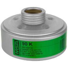 MSA 90 gas- en dampfilter K2 Productfoto