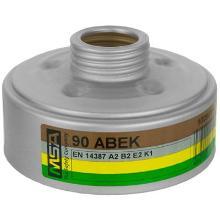 MSA 90 gas- en dampfilter A2B2E2K1 Productfoto