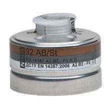 MSA 92 combinatiefilter A2B2-P2 R D Productfoto