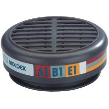 Moldex 820001 gas- en dampfilter A1B1E1 Productfoto