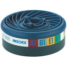 Moldex 940001 gas- en dampfilter A1B1E1K1 Productfoto