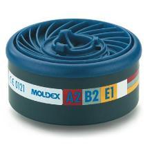 Moldex 950001 gas- en dampfilter A2B2E1 Productfoto