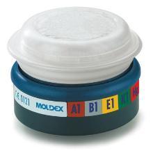 Moldex 973001 combinatiefilter A1B1E1K1Hg-P3 R D Productfoto