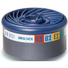 Moldex 980001 gas- en dampfilter A2B2E2K2 Productfoto