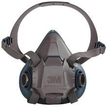 3M 6502 Standaard halfgelaatsmasker Productfoto