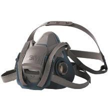 3M 6501QL halfgelaatsmasker Productfoto