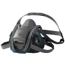 3M 6502QL half mask product photo