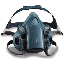 3M 7501 halfgelaatsmasker Productfoto