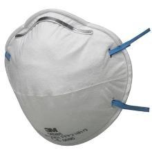 3M 8810 stofmasker FFP2 NR D Productfoto