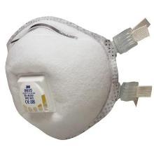 3M 9925 stofmasker FFP2 NR D met uitademventiel Productfoto