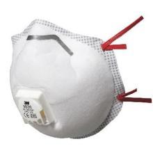 3M 9936 stofmasker FFP3 R D met uitademventiel Productfoto