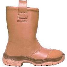 Kynox Husky safety boot S3 with scuff guard on toe product photo