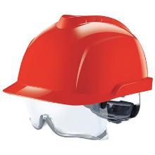 MSA V-Gard 930 ongeventileerde veiligheidshelm Productfoto