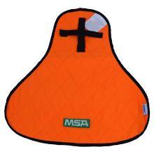 MSA V-Gard kruinkoeler met nekflap Productfoto