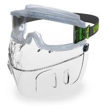 uvex ultravision 9301-555 ruimzichtbril met gelaatsbescherming Productfoto