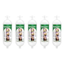 Tobin 128 eye rinse bottle refill of 5 bottles product photo