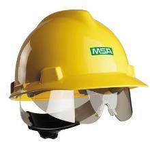 MSA Stow-Away geïntegreerde veiligheidsbril Productfoto