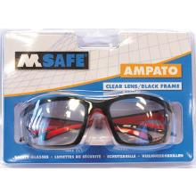 M-Safe Ampato veiligheidsbril in blisterverpakking Productfoto