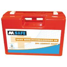 M-Safe Basis CER Compact HACCP first-aid kit product photo
