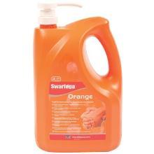 Swarfega Orange Pump Pack handreiniger Productfoto
