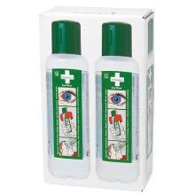 Cederroth 2-pack 500 ml oogspoelfles Productfoto