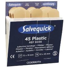 Salvequick 6036 plasticpleisters Productfoto