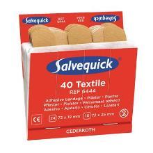 Salvequick 6444 textielpleisters Productfoto