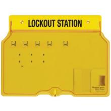 Masterlock 1482B hangslotstation t.b.v. 4 hangsloten Productfoto