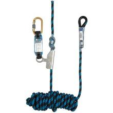M-Safe 4111 rope Grab fall arrest device with fall arrestor and line product photo