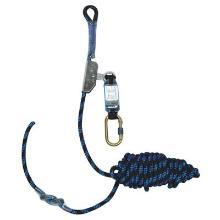 M-Safe 4112 rope Grab valstopapparaat met valdemper en lijn Productfoto