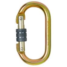 M-Safe 4150 steel carabiner snap hook product photo