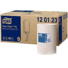 Tork Basic Paper Mini Centerfeed cleaning roll product photo