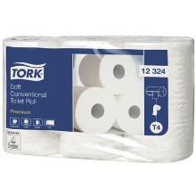 Tork Soft Conventional toiletpapier Productfoto