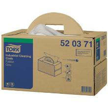 Tork Industrial Cloth Handy Box Grey werkdoek Productfoto