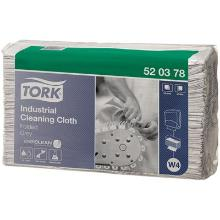 Tork Industrial Cloth Folded Grey work cloth product photo