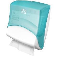 Tork Folded Wiper/Cloth W4 dispenser Productfoto