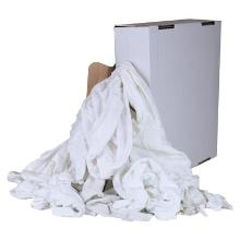 Witte Tricot Poetslappen à 5kg Productfoto