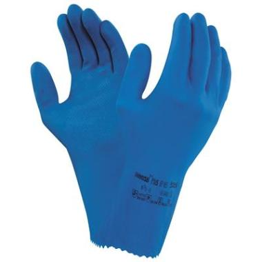Ansell Universal 87-665 blauw,  9½-10