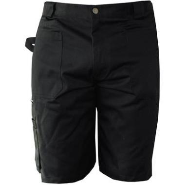 M-Wear bermuda 9651 zwart, 64