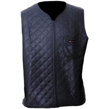 M-Wear thermo vest 2170 blauw, 3XL