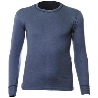 thermal shirt l.m grijs 220gr. , XXL