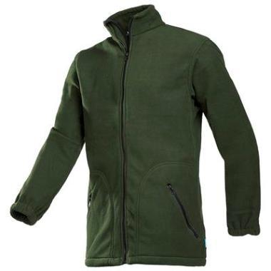 fleece jack Sioen 7472 groen, 3XL