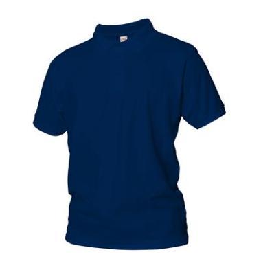 polo shirt Logostar kat blauw, 4XL