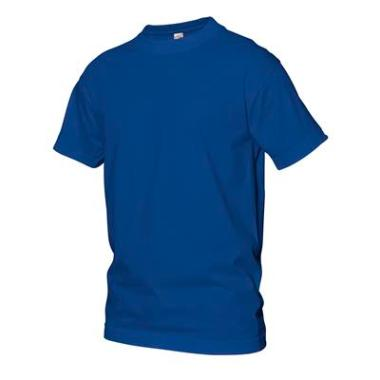 t-shirt Logostar basic korenblauw,152