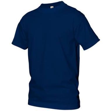 t-shirt Logostar basic marineblauw,164