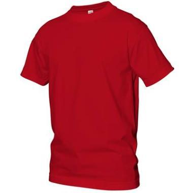 t-shirt Logostar basic rood,6XL