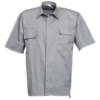 overhemd K/P 1564 K/M grijs 3XL