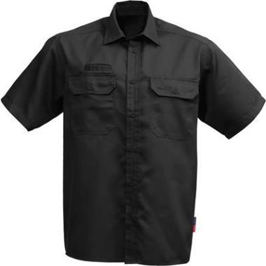 Fristads overhemd KM 100733 zwart, 3XL