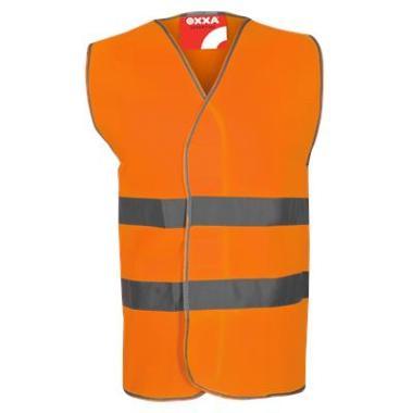 M-Wear verkeersvest oranje EN471 XL/XXL