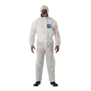 Microgard 1500 plus overall wit, 3XL